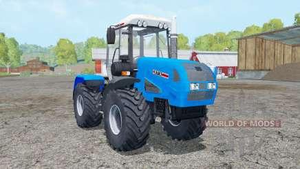 HTZ-17221-09 blue color for Farming Simulator 2015