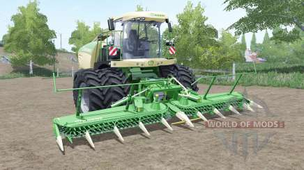 Krone BiG X 2015 design selection for Farming Simulator 2017