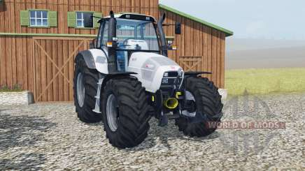 Hurlimann XL 130 change wheels for Farming Simulator 2013