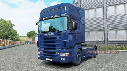 Scania R144L 530 4x2 Topline for Euro Truck Simulator 2