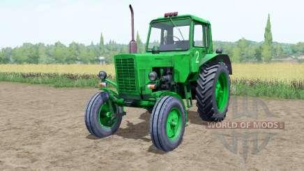 MTZ-80, Belarus movable elements for Farming Simulator 2017