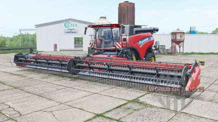 New Holland CR10.90 pack for Farming Simulator 2017
