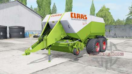 Claas Quadrant 2200 Roto Cut movable parts for Farming Simulator 2017
