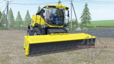 New Holland FR850 wheels selection for Farming Simulator 2017