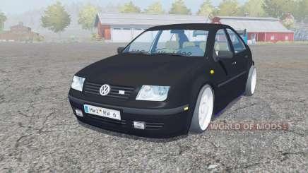 Volkswagen Bora 1998 for Farming Simulator 2013