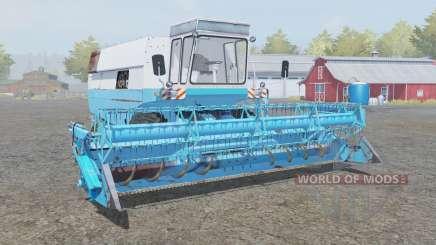 Fortschritt E 516 with headers for Farming Simulator 2013