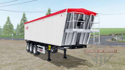 Fliegl DHKA mulitfruit for Farming Simulator 2017