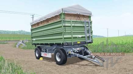 Fliegl DK 180-88 bay leaf for Farming Simulator 2017