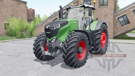 Fendt 1046 Vario wheels selection for Farming Simulator 2017