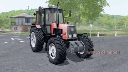 MTZ-1221 Belaus for Farming Simulator 2017