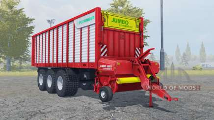 Pottinger Jumbo 10010 Combiline for Farming Simulator 2013