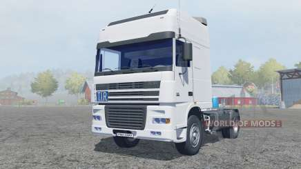 DAF XF95 4x4 Super Space Cab for Farming Simulator 2013