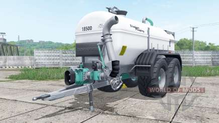 Zunhammer SKE 18500 PU Tizian Playing for Farming Simulator 2017