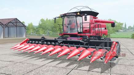 Case IH Axial-Flow 8230 dual front wheels for Farming Simulator 2017