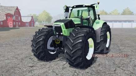 Deutz-Fahr Agrotron X 720 chrome wheels for Farming Simulator 2013