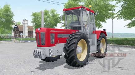 Schluter Super 2500 TVL with weight for Farming Simulator 2017