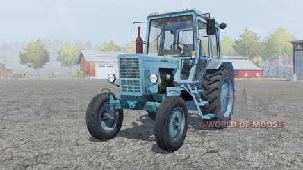 MTZ-80 Belaus 4x4 for Farming Simulator 2013