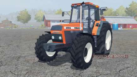 Ursus 1234 change wheels for Farming Simulator 2013