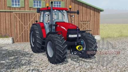 Case IH MXM180 Maxxum vivid red for Farming Simulator 2013