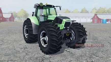 Deutz-Fahr Agrotron X 720 new wheel for Farming Simulator 2013