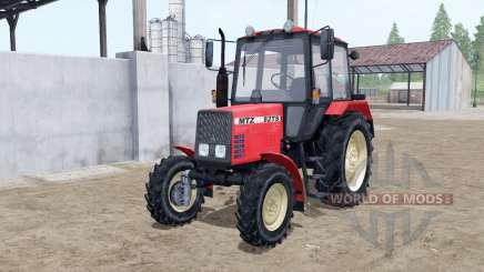 MTZ-82 TS for Farming Simulator 2017