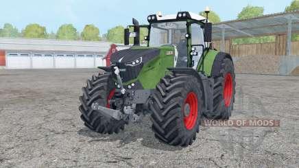 Fendt 1050 Vario extra weights for Farming Simulator 2015
