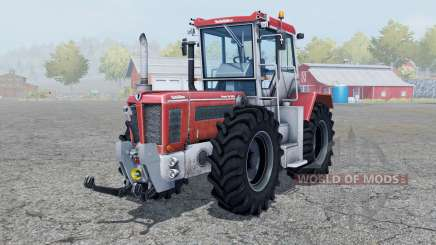 Schluter Super-Trac 2500 VL dual rear wheels for Farming Simulator 2013
