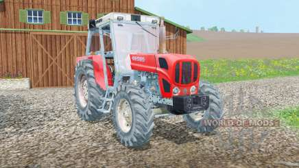 Ursus 914 Turbo manual ignition for Farming Simulator 2015