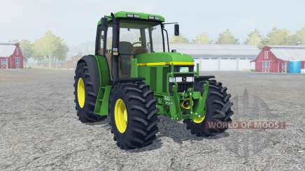John Deere 6610 FL console for Farming Simulator 2013