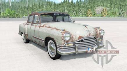 Burnside Special rusty v0.2 for BeamNG Drive