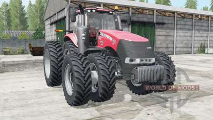 Case IH Magnum 3x0 CVX USA for Farming Simulator 2017