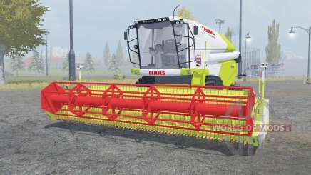 Claas Tucano 440 with header for Farming Simulator 2013