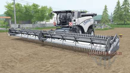 New Holland CR10.90 agrar tuning for Farming Simulator 2017