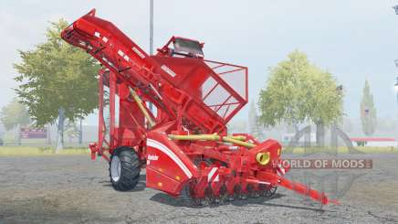 Grimme Rootster 604 multifruit for Farming Simulator 2013