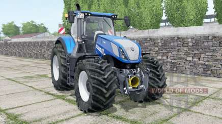 New Holland T7.315 Blue Power 2015 for Farming Simulator 2017