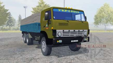 KamAZ-53212 for Farming Simulator 2013