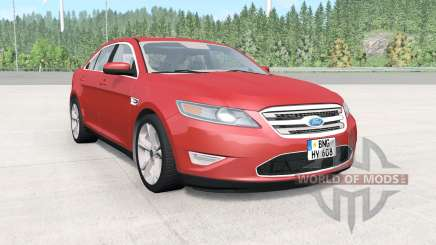 Ford Taurus SHO 2010 for BeamNG Drive