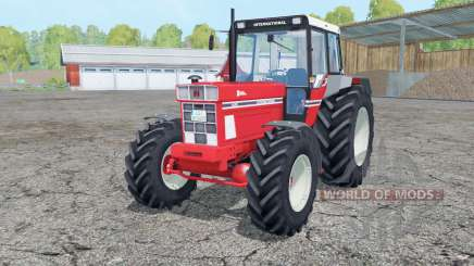International 1455 animated element for Farming Simulator 2015
