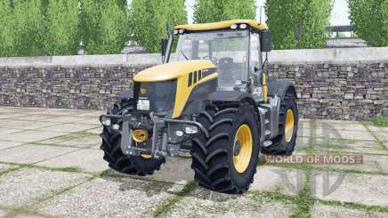 JCB Fastrac 3200 Xtra more configurationᶊ for Farming Simulator 2017