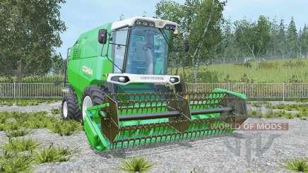 Sampo Rosenlew Comia C6 2012 increased power for Farming Simulator 2015