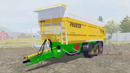 Joskin Trans-Space 8000-27 for Farming Simulator 2013