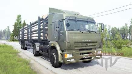 KamAZ-5460 for MudRunner