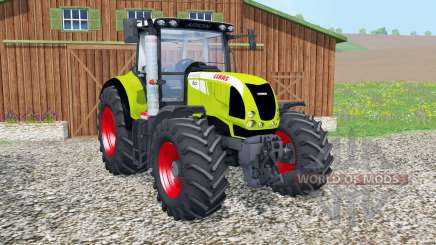 Claas Arion 620 animated doors for Farming Simulator 2015