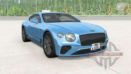 Bentley Continental GT 2018 for BeamNG Drive