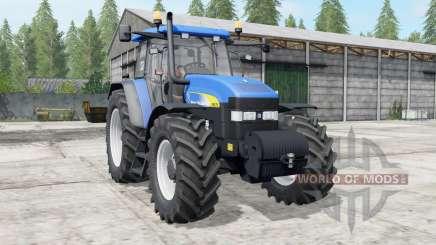New Holland TM 1xx for Farming Simulator 2017