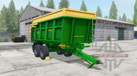 ZDT Mega 13 islamic green for Farming Simulator 2017