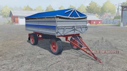 Fortschritt HW 80 cadet grey for Farming Simulator 2013
