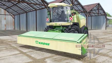 Krone BiG X for Farming Simulator 2017