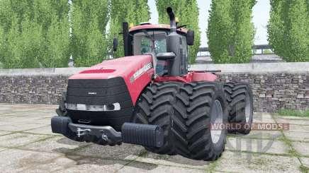 Case IH Steiger 600 wheels selection for Farming Simulator 2017