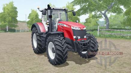 Massey Ferguson 8700 2014 for Farming Simulator 2017